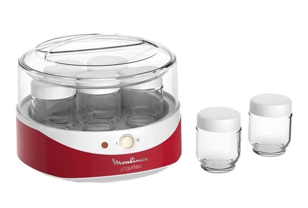 Pourquoi opter pour la yaourtière Moulinex 12 pots ?